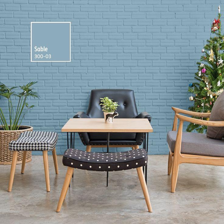 Combinar tus muebles de madera con tonos neutros en tus muros, le dará sofisticación a tus espacios. ¡Lucirán increíbles!