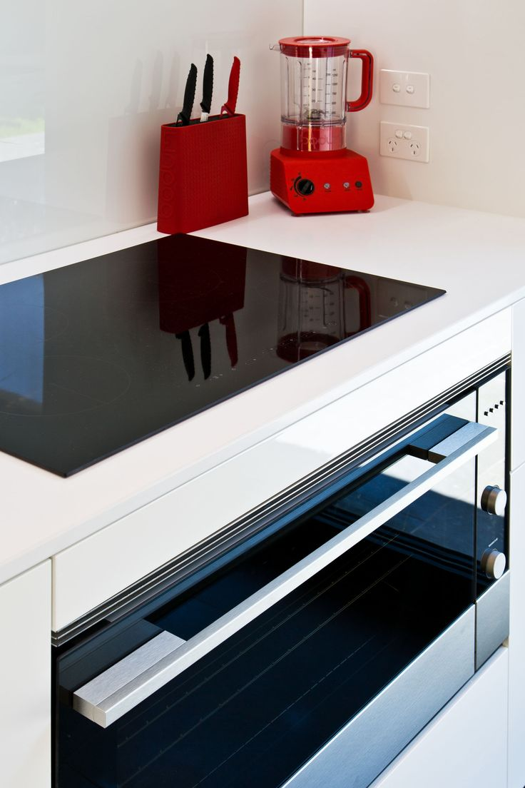 Top quality Fisher & Paykel appliances complete the package.