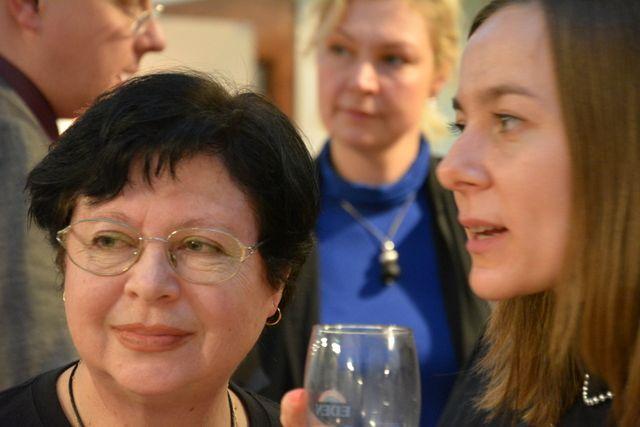 06-03-2014 Lili Fijałkowska i Irena Pawłyszyn