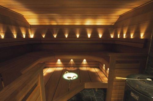Lankkulauteet: Oiva ja Ukko - Saunatalo