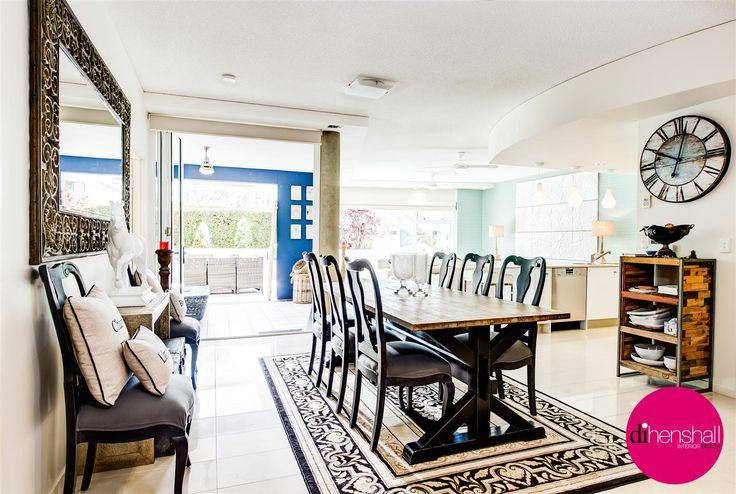 Dining: Designed by Di Henshall Interior Design