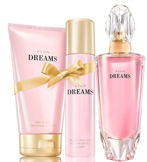 Zestaw Avon Dreams