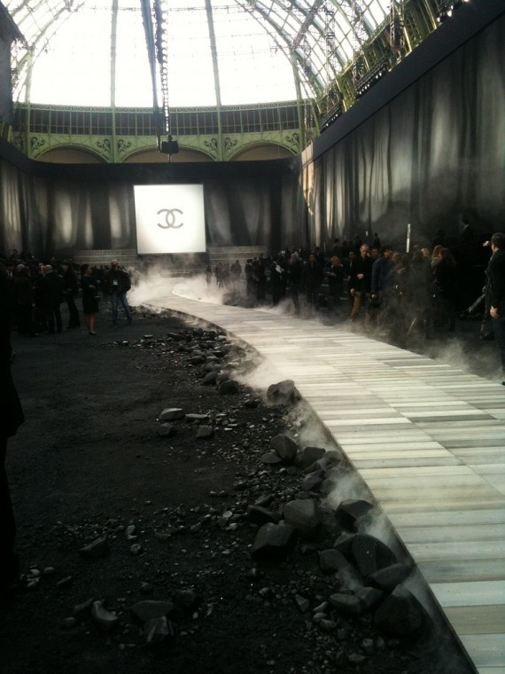 Chanel's Catwalk in Paris