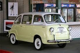 Fiat Multipla 600 - Google zoeken