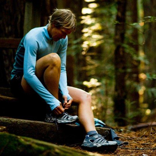 Dicen que es la Forest Gump femenina. El hecho de que haya corrido 1.600 kms. en 22 días y a sus 50 años, da para creerlo - El Definido