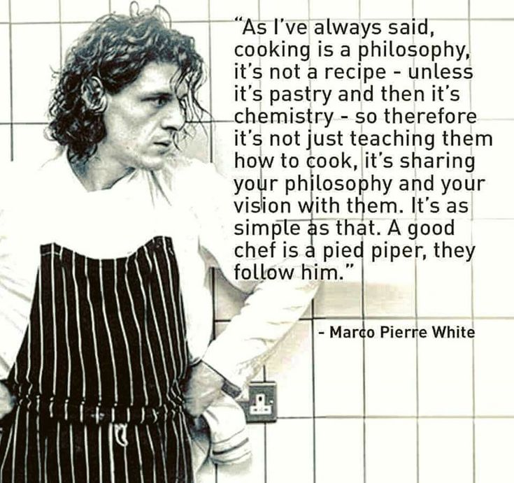 Marco Pierre White                                                                                                                                                                                 More