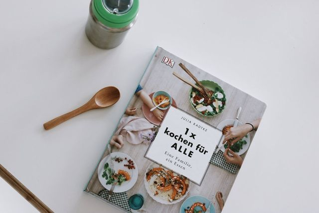 Buchempfehlung // 1 x kochen für Alle
