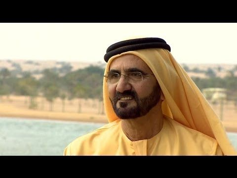 Exclusive Interview with HH Sheikh Mohammed bin Rashid Al Maktoum 2007 - YouTube