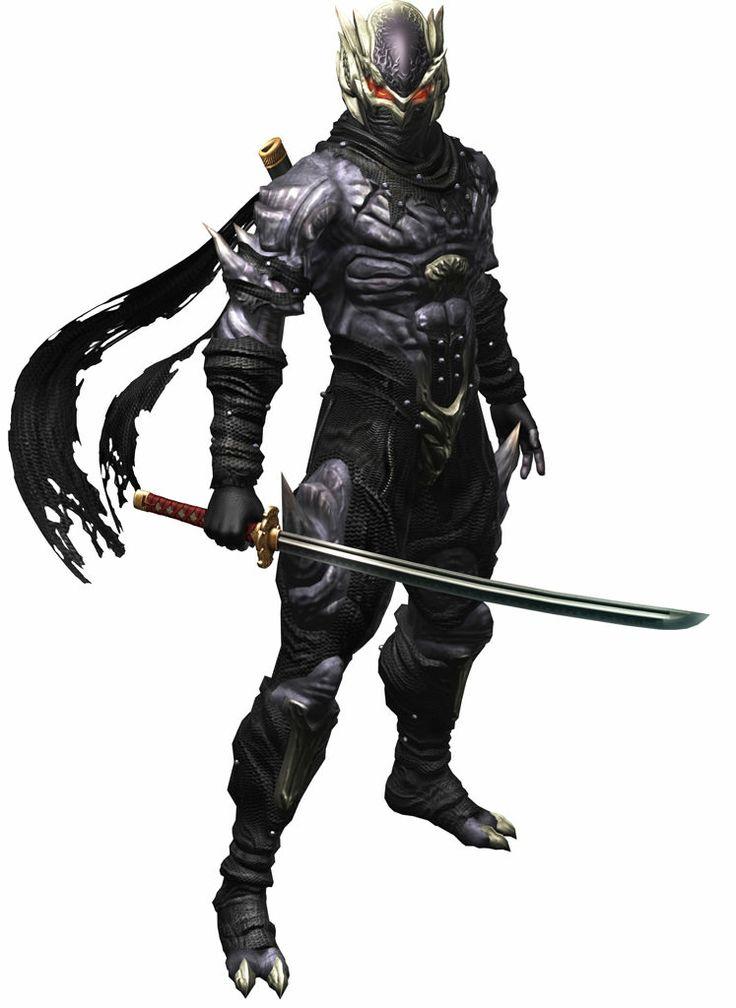 Ryu Hayabusa Fiend Armor