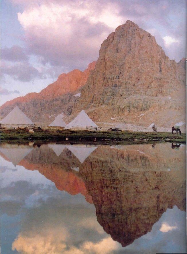 Aladaglar National Park (Yahyalı-Kayseri) TURKEY