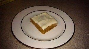 Pumpkin Squares Recipe