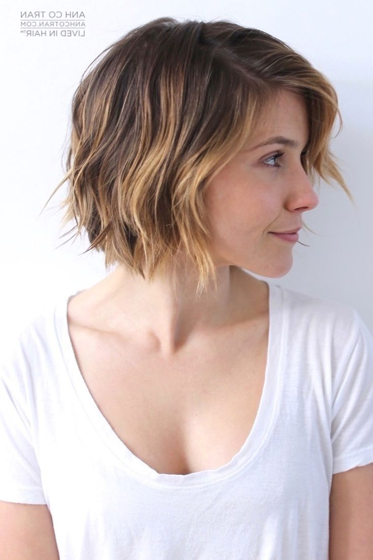 30 Pretty Short Haircuts For Every Woman | Frisuren