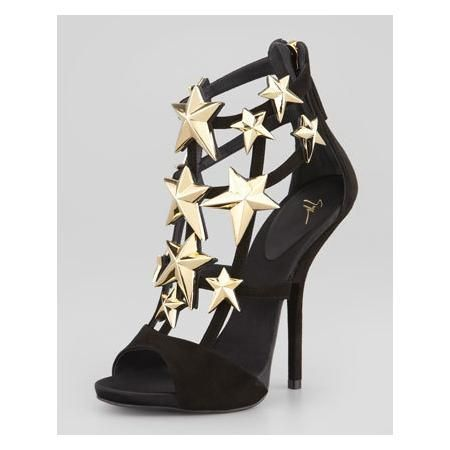 Star-Detail Suede Cage Bootie-Sandal  http://beso.ly/rd/5222453700?a=561623=1