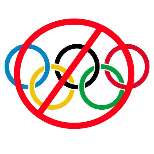 The Clare-Panton Family: Boycott Launch of London Olympics 2012
