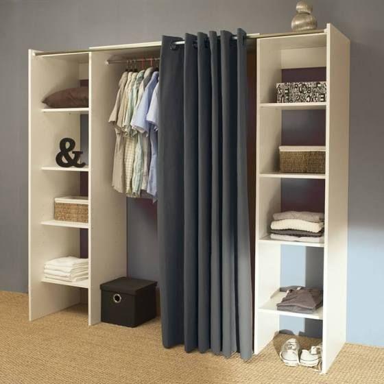Simple meuble rangement chambre