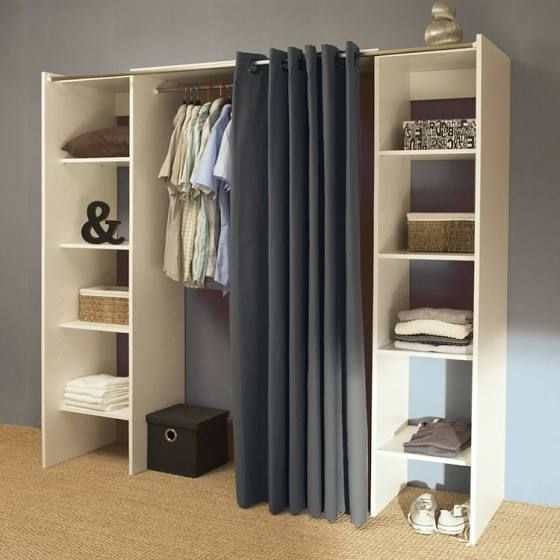 Fancy meuble rangement chambre