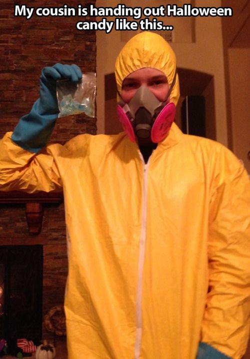 Jesse Pinkman Halloween Costume