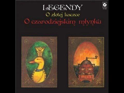 Legenda o czarodziejskim młynku - Bajka Muzyczna