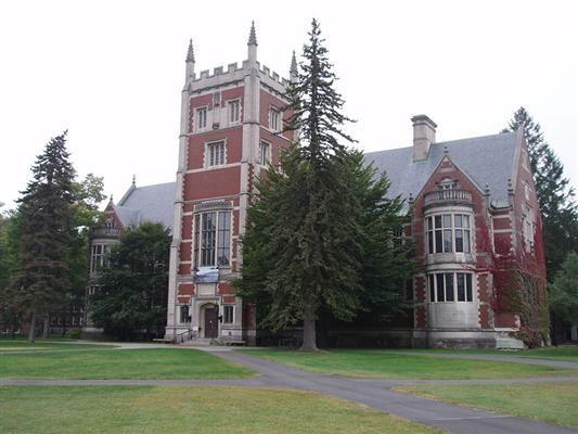 Bowdoin College, Brunswick ME.