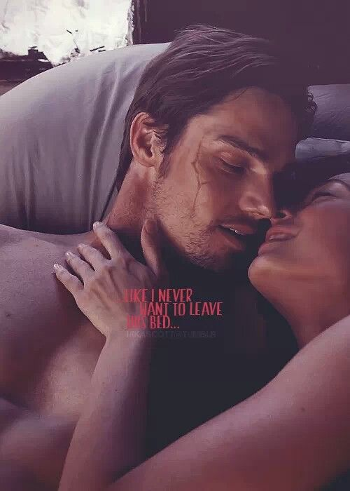 Why Would You Want To Leave A Bed With Jay Ryan In It Definitely One Of The Best Quotes On Show