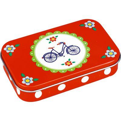 Fahrrad-Flickzeug Blütenzeit