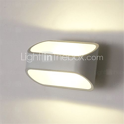 LED / Bulb Included Flush Mount wall Lights,Modern/Contemporary LED Integrated Metal 2016 - £33.59
