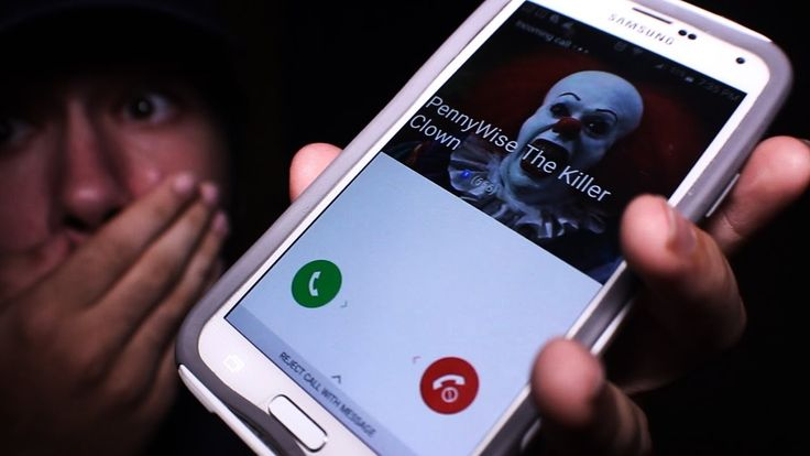 Calling This Phone Number Will Give You A 'Pennywise' Surprise!