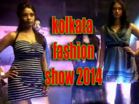 kolkata hot fashion show 2014