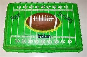 Football Field Cake - Bing Images