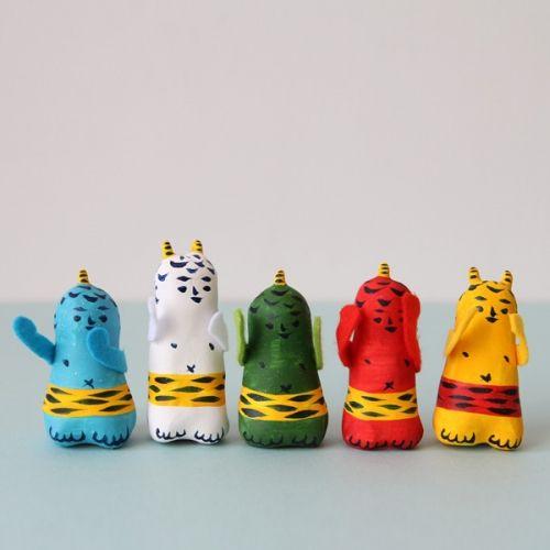 ロードワークス 琉球張子 「鬼」- dieci online shop