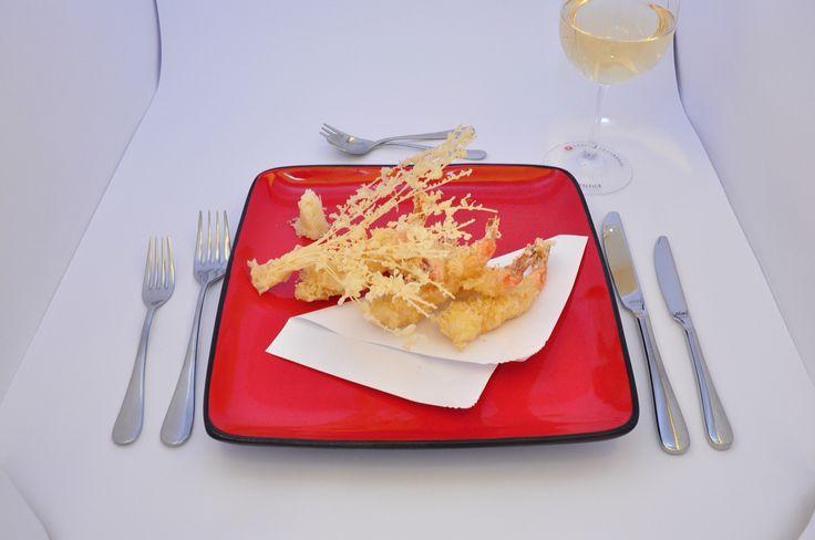 Vychutnejte si krevety obalené v rýžovém papíru v Saiko Cuisine. #pytloun #shrimp #timeforlunch #restaurant #liberec #saikocuisine