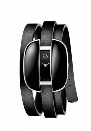 CALVIN KLEIN WATCH This is my dream watch, several rounds of leather!