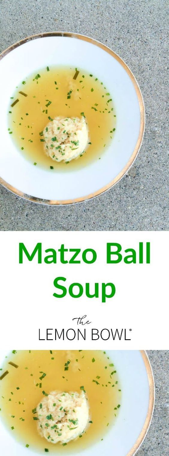 The only matzo ball soup recipe you'll ever need, each bowl is brimming with deep chicken flavor and light, fluffy matzo balls.