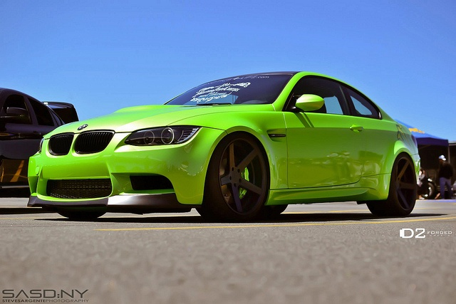 Lime Green  ...sweet!