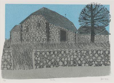 Robert Tavener Flint Barn