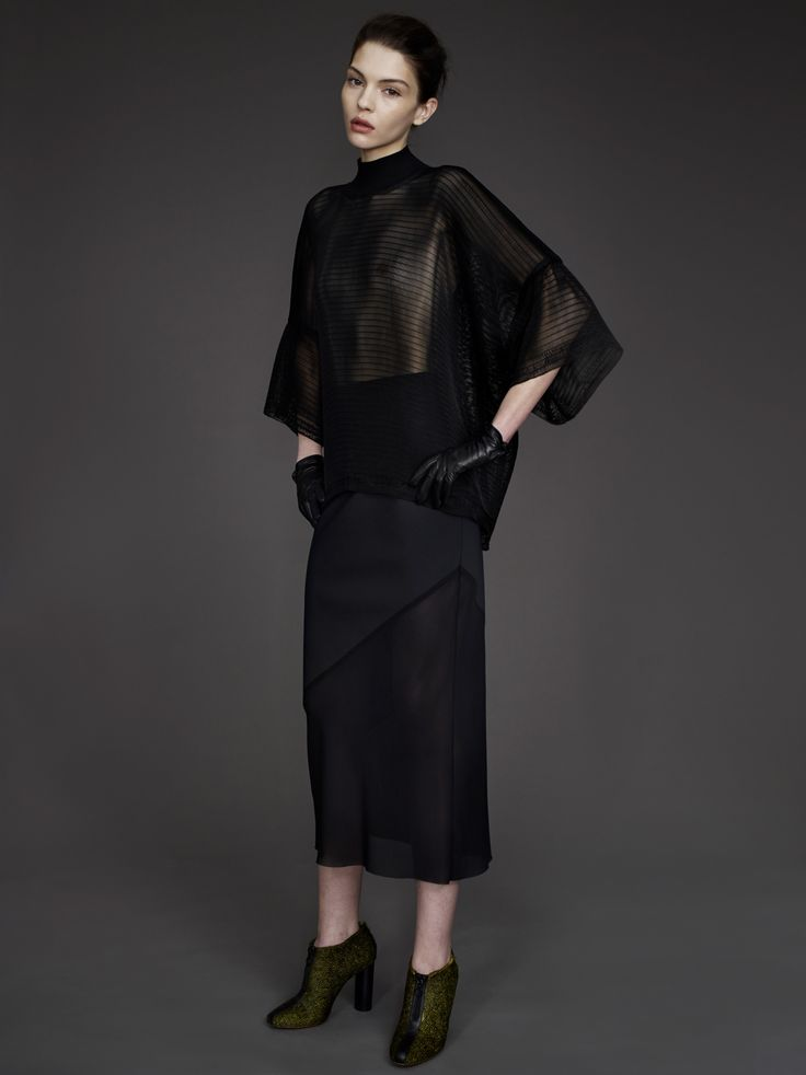 DAMIR DOMA WOMEN'S READY-TO-WEAR PRE-FALL 2014 COLLECTION  LOOK 07  http://www.damirdoma.com/en/collection/womens/autumn-winter-2014