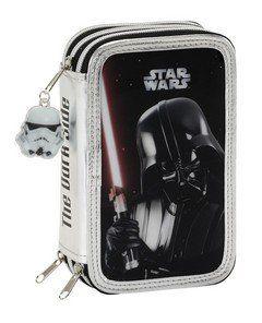 """Κασετίνα γεμάτη 41τεμ Star Wars """"Vader"""""""