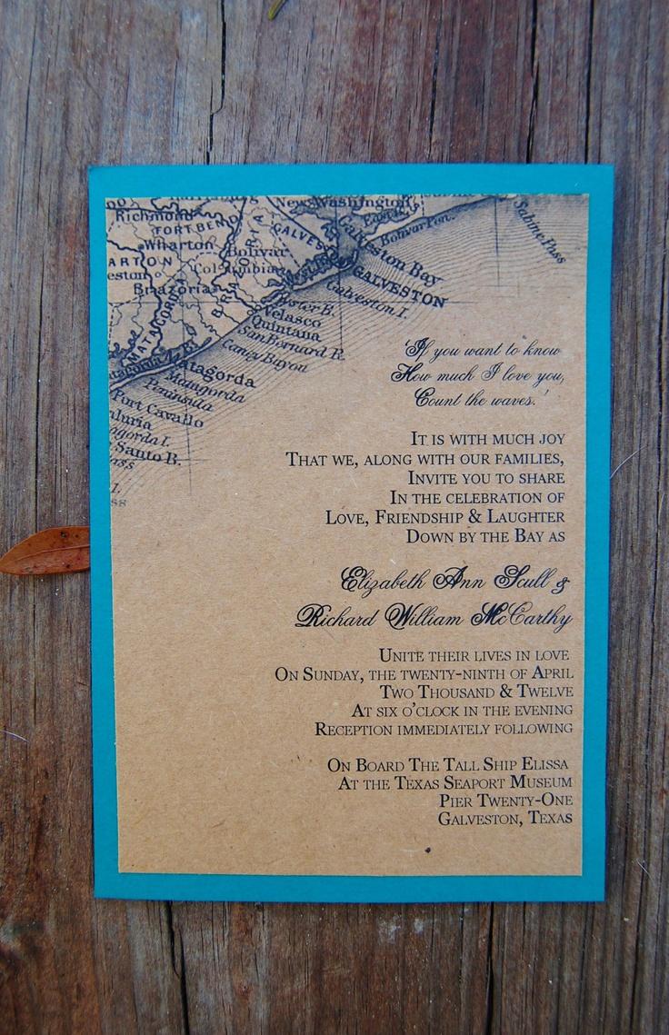 wedding invitations map%0A Customized Vintage Old World Map Wedding Invitations