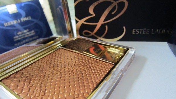 Лето бронзового цвета: Бронзер Estee Lauder Pure Color Illuminating Powder Gelée 01 Topaz Chameleon