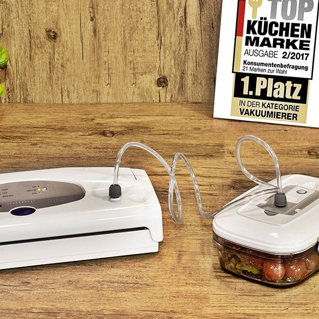 Das Vakuumieren in Behältern funktioniert übrigens mit allen unseren Vakuumierer Modellen.  Denn Mehrwert ist uns wichtig. . .. ... #Vakuumieren #Vakuumierbehälter #vakuumiereninbehaeltern #vakuumierer #Vakuumierdosen #Rommelsbacher #Elektrogeräte #homeappliances #Dinkelsbühl #Germany #dinkelsbuehl #frischhalten #cleverfrischhalten #lesswaste #wenigerwegwerfen