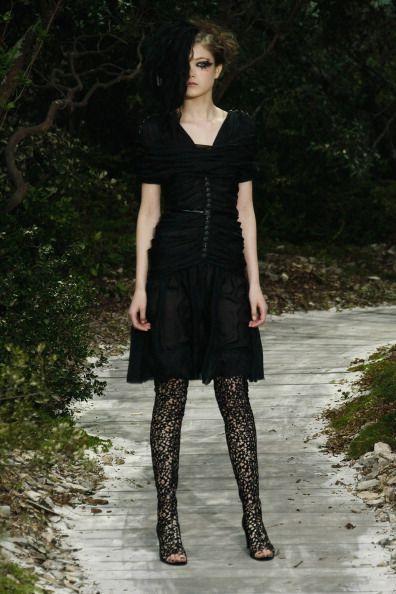 Chanel abito nero