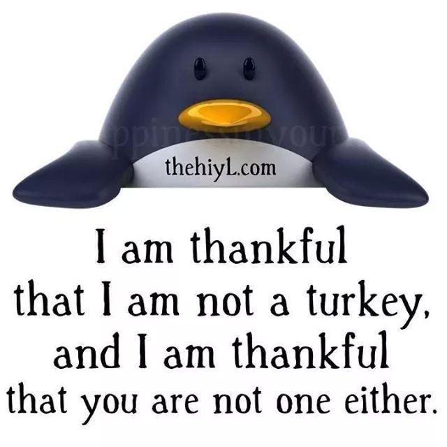 Thankful too