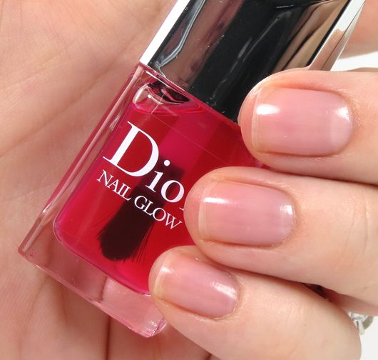Dior Nail Glow Review, Photos, Swatches