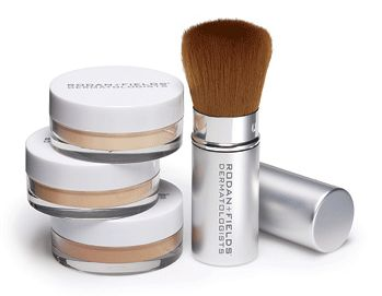 Do you like Bare Minerals?  Then you are going to LOVE Rodan and Fields Mineral Peptide Powder SPF 20.  Not only does it cover beautifully but also treats and prevents wrinkles with its peptides.  https://mindysmith.myrandf.com