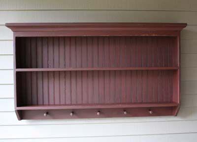 Beadboard Shelf Prims I Want To Make Shelves Wall Shelves