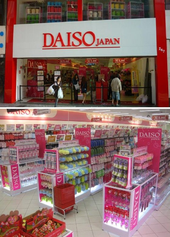 Daiso Japan best kawaii store ever!! Almost everything is 108 yen (today $1 American is equal to 123 yen)...clothes, make up, cosmetics, hair accessories,Japanese toys, food stuffs, on and on...a bargain store found all over Japan!