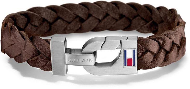 Tommy Hilfiger Armband 2700874 Men S Casual Mit Emaille Mit Bildern Armband Leder Mode Fur Manner Manner Armband