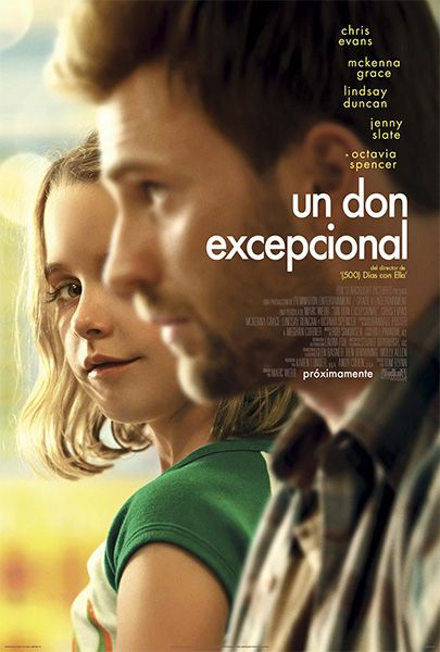 Un don excepcional (2017) online o descargar gratis HD