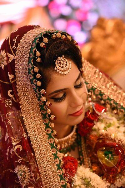 Muslim Brides - Hair and Makeup by Ayesha AK
