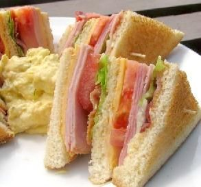 """Club Sandwich: """"This sandwich is excellent and tastes just like the one at my favorite diner. Now I can make it at home!"""" -Lvs2Cook"""
